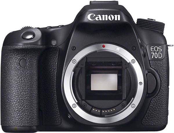 Canon EOS 70D Ñ