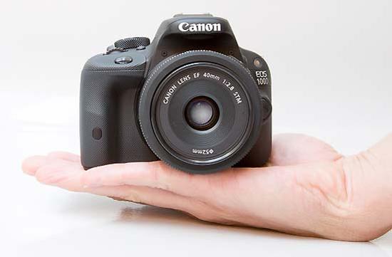 Canon EOS 100D Ñ