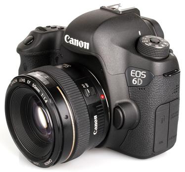 Canon EOS 6D Ñ