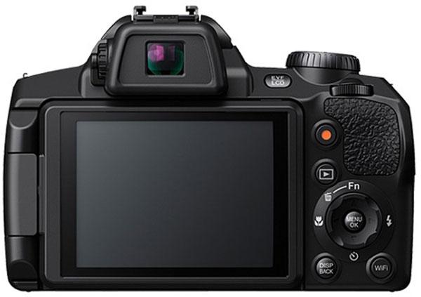 Fujifilm FinePix S1 Ñ