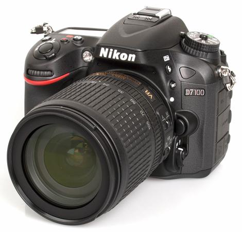 Nikon D7100 - лучший полупрофессиональный ...