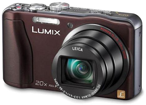 Panasonic Lumix DMC TZ30 Ñ