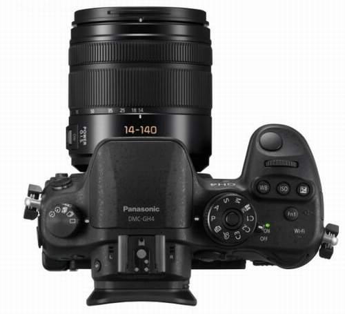Panasonic Lumix DMC GH4 Ñ