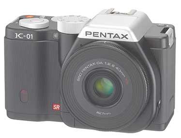 Pentax K 01 Ñ