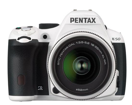Pentax K 500 Ñ