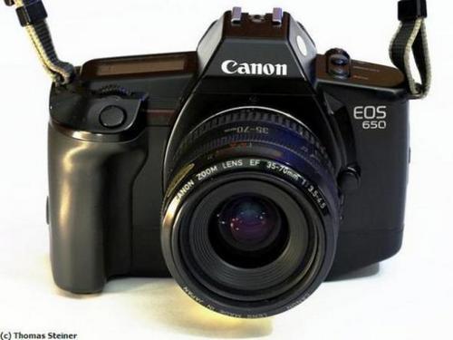 Фотоаппараты CANON Ñ