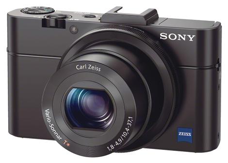 Sony Cyber shot DSC RX100 II Ñ