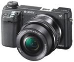 лучшая беззеркальная фотокамера 2013 года Sony Alpha NEX-6