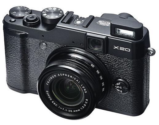 Fujifilm X20 Ñ